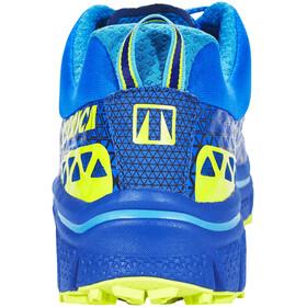 Tecnica Supreme Max 3.0 - Chaussures running Homme - jaune/bleu
